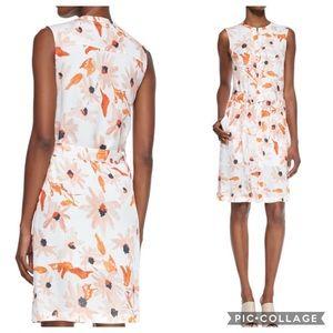 NWT Theory Linigole Lily Print Floral Dress
